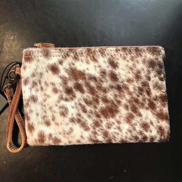 Myra Bag Bags Myra Bag Cowhide Leather Wristlet Poshmark Myra provides a wide range of canvas, leather & hair on products. myra bag cowhide leather wristlet